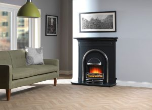 Electric Regal Combo Fireplace Glasgow