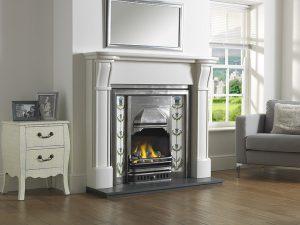 contemporary fireplace Glasgow, Ayrshire, Paisley & Scotland