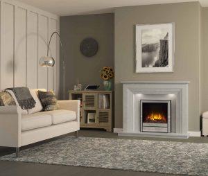 Fireplace Paisley
